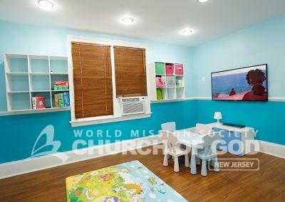 World Mission Society Church of God, Belleville, WMSCOG, New Jersey, kids, children, babies, toddlers, room