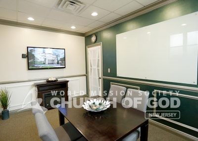World mission society church of god, church of god, wmscog, belleville, new jersey, bible study, room, chair, table