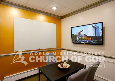 World Mission Society Church of God in Belleville, WMSCOG New Jersey Study Room