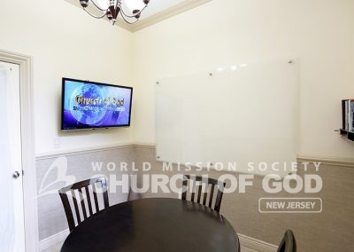 World Mission Society Church of God, WMSCOG, Church of God, Bible study, Study room