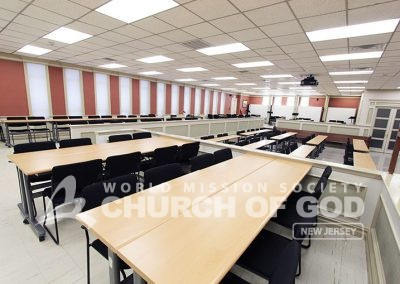 world mission society church of god in ridgewood, wmscog in new jersey, fellowship area