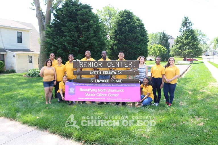 North Brunswick Senior Citizen Center Painting Project