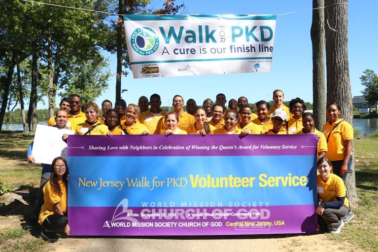New Jersey Walk for PKD 2016
