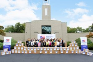 Puerto Rico, Disaster Relief, drive, Hurricane Maria, World Mission Society Church of God, WMSCOG, donations, food, packages, support, volunteer, volunteerism, NJ, New Jersey, Ridgewood, Bogota, North Brunswick, Belleville, PR, luncheon