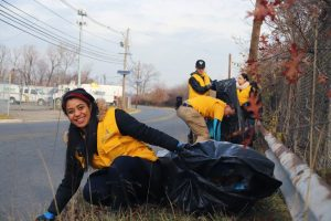 World Mission Society Church of God, wmscog, Mother's Street, cleanup, movement, mother, campaign, trash, garbage, leaves, volunteers, volunteerism, unity, global, world, new jersey, clifton, ridgewood, belleville, bogota, passaic, elizabeth, jersey city, paterson, perth amboy, christian